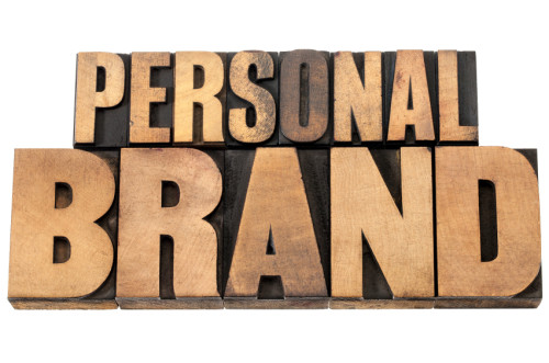 Words: personal brand in wood